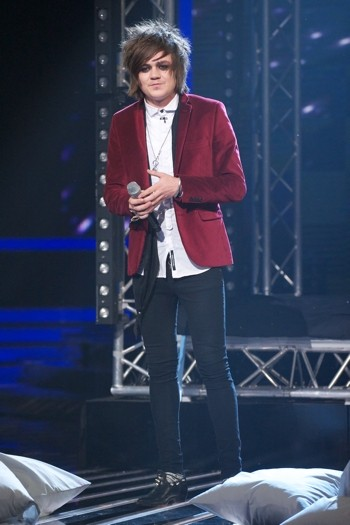 X Factor: Saturday, Week Four
