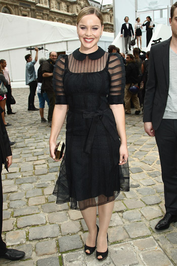 Abbie Cornish at Louis Vuitton