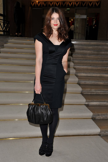 Gemma Arterton at Miu Miu
