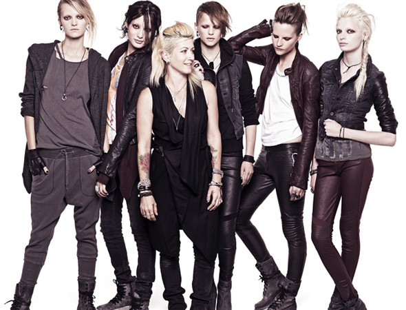 H&M and Trish Summerville to launch Girl With a Dragon Tattoo clothing collection