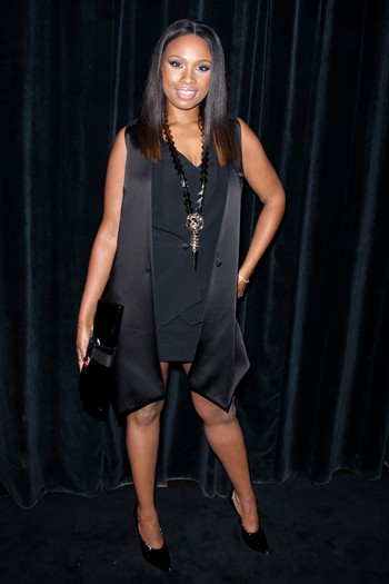 Jennifer Hudson at the Givenchy after-party