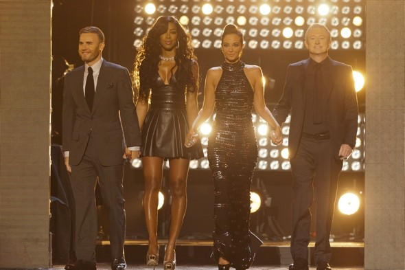 X Factor fashion: All the pics from Saturday night