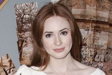 Hot or not: Karen Gillan's floral sleeves
