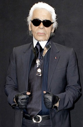 Karl Lagerfeld to launch Karl collection with Net-a-porter