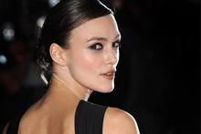 Keira Knightley shows off a sultry new look at A Dangerous Method screening