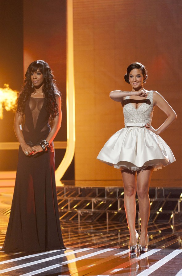 tuslia-kelly-fashion-x-factor-sunday-night
