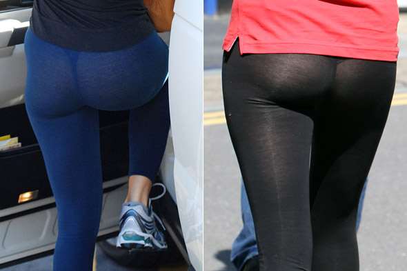 The Rant: Leggings as trousers