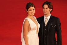 Wonderful in white: Was this Nikki Reed's wedding dress?