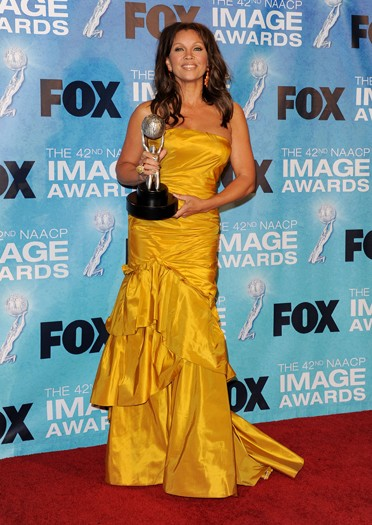 Vanessa Williams at the NAACP Image Awards