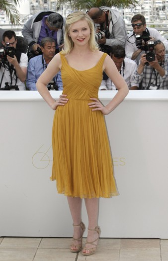 Kirsten Dunst at Cannes Film Festival