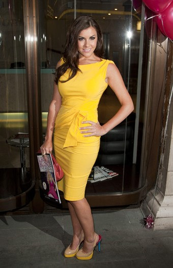 Imogen Thomas at Legally Blonde: The Musical
