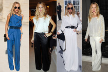 Paris Fashion Week: The curious case of Rachel Zoe's missing feet