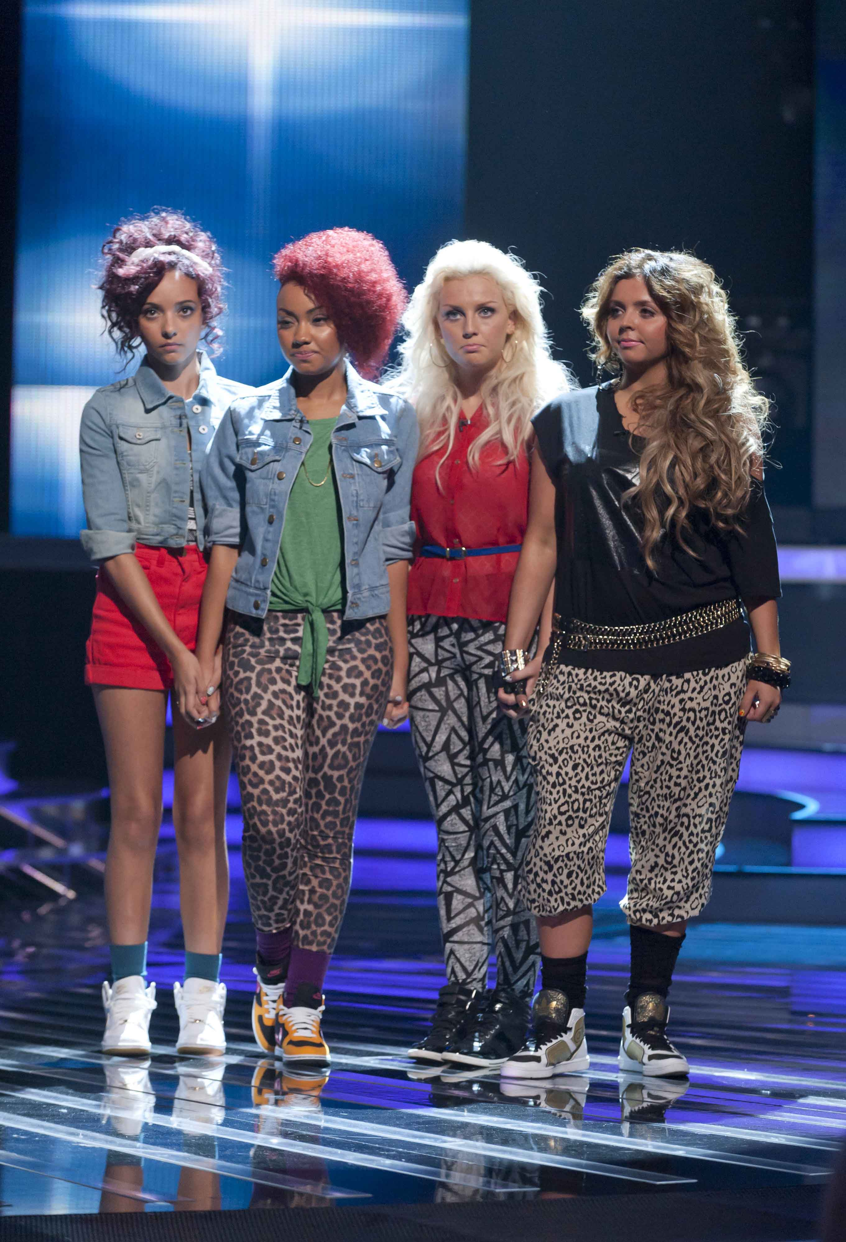 X Factor: Sunday, Week One