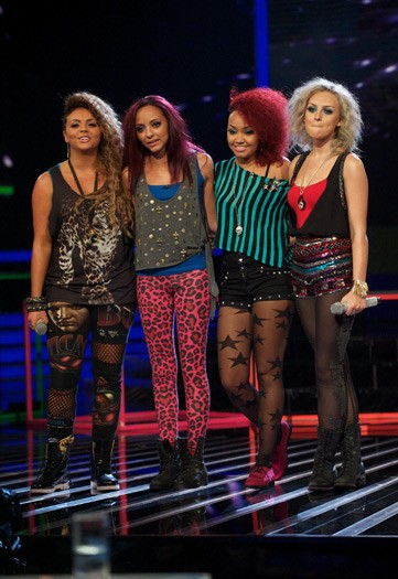 X Factor: Saturday, Week Three