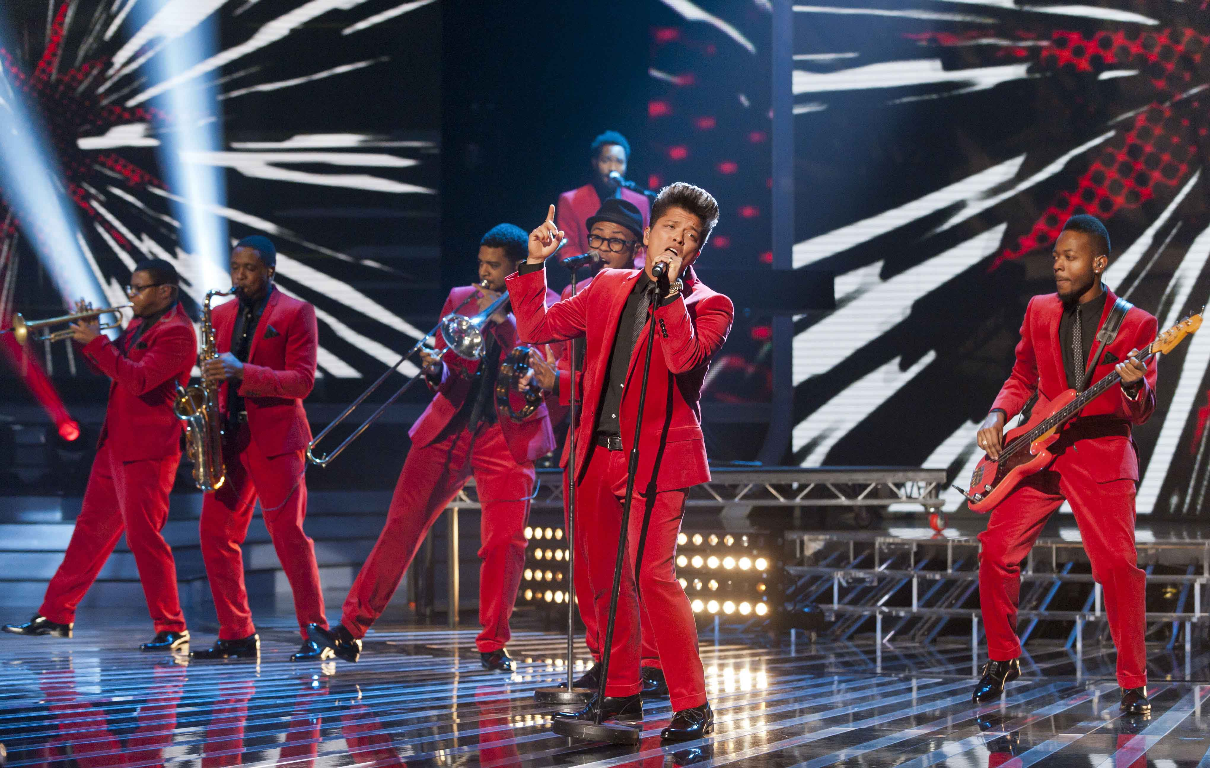 X Factor: Sunday, Week Three
