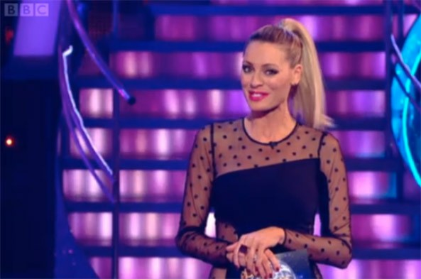 Strictly'sTess Daly becomes the latest fan of Stella McCartney's spots