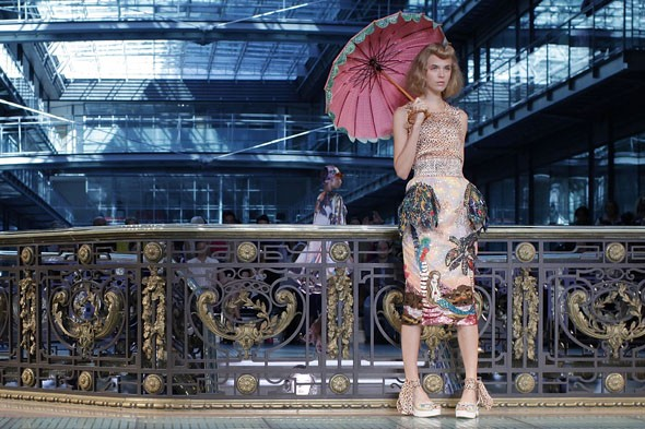 Catwalk Review: Tsumori Chisato Spring/Summer 2012
