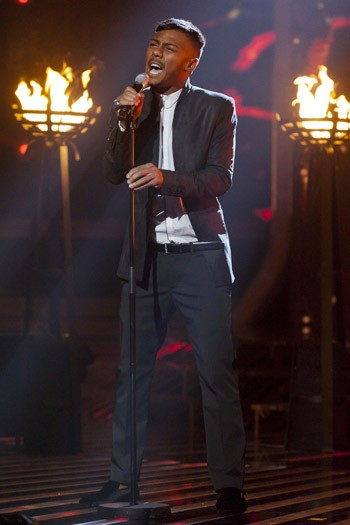 X Factor: Saturday, Week Two