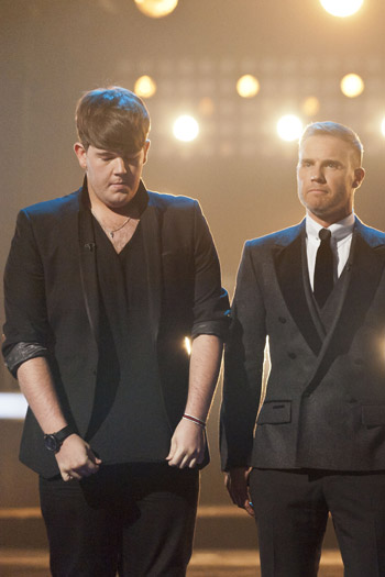 X Factor: Sunday, Week Two