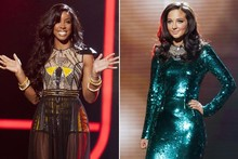 X Factor Fashion: Kelly Rowland Vs Tulisa