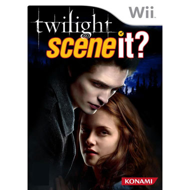Scene It Twilight Wii
