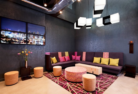 Hotel review: Aloft Brooklyn, New York