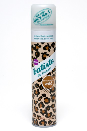 Batiste Wild Dry Shampoo