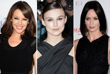 Celebrity hair trend: Blonde to brunette