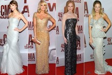 Full-length and fabulous at the 2011 Country Music Awards