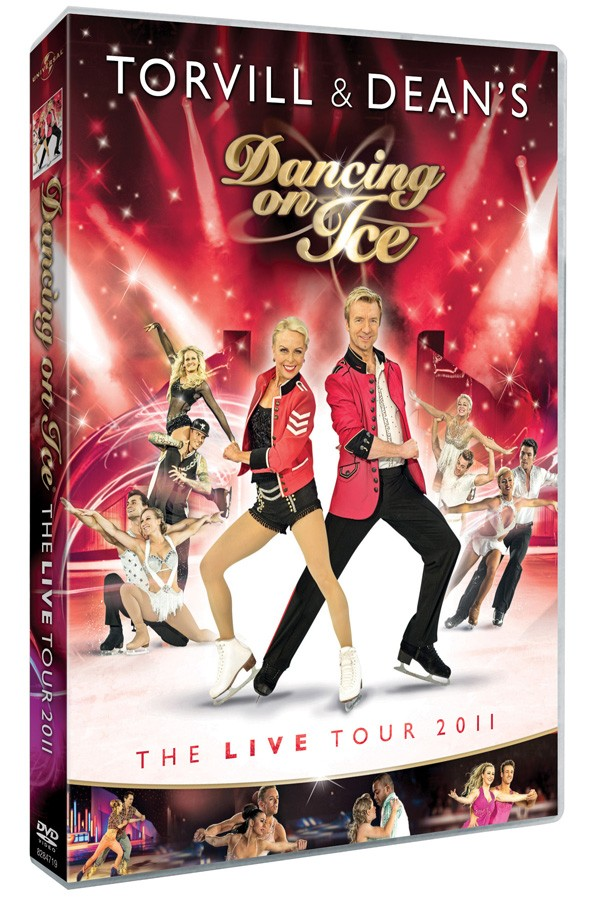 Win Dancing on Ice Live Tour DVD