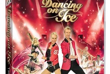 WIN Dancing on Ice Live Tour DVD!