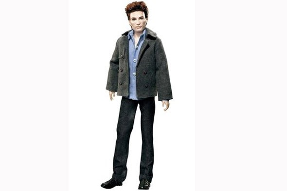 Twilight Movie Edward Doll