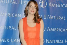 Hot or not: Emma Stone in head-to-toe tangerine
