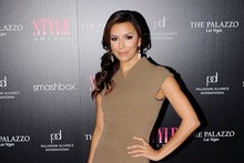 Eva Longoria wears Victoria Beckham (again) to Hollywood Style Awards