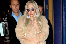 Lady Gaga: All fur coat and no knickers?