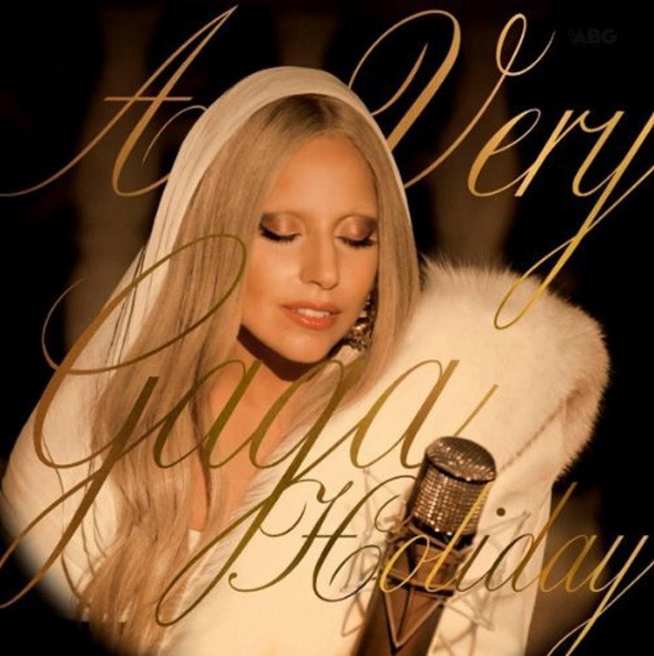 Lady Gaga, A Very Gaga Holiday album cover