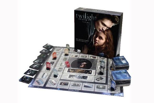 Twilight The Board Game