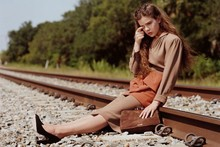 Hailee Steinfeld Miu Miu train ad deemed