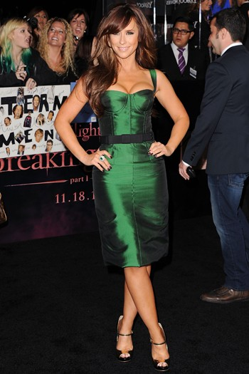 Jennifer Love Hewitt at the world premiere