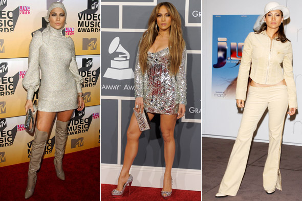 How to pose like Jennifer Lopez