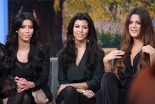 Which Kardashian has just announced she's pregnant? (Clue: It's not Kris)