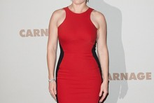 Kate Winslet wears another Stella McCartney bodycon to Carnage premiere