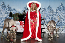 Confrontational overlord from the planet of Christmas sexy time: Katie Price