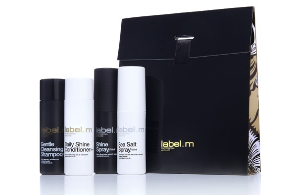 Label. m Treat and Style Mini Gift Bag