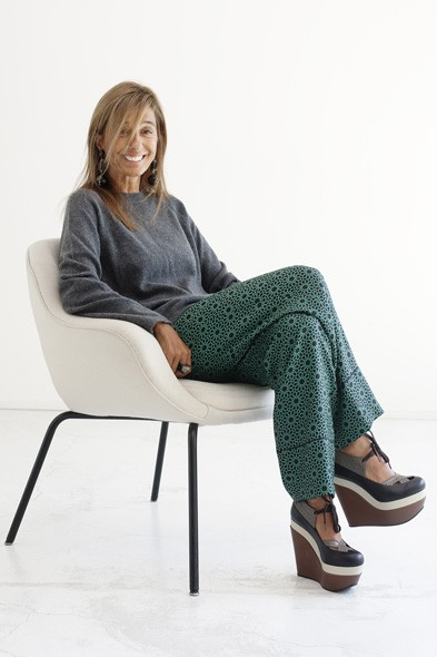 Consuelo Castiglioni, Founder and Creative Director of Marni