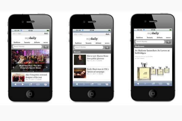 MyDaily Mobile is here!