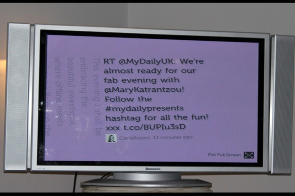 MyDaily Presents... Mary Katrantzou