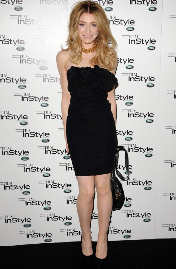 Nicola Roberts at the Film InStyle premiere