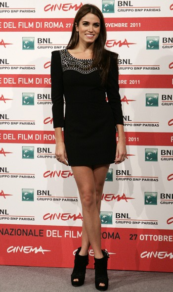 Nikki Reed at the Rome Film Festival