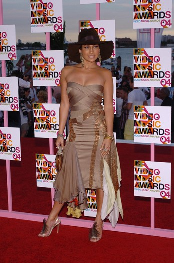 At the MTV Video Music Awards, 2004
